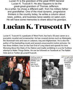 Truscott Brief Poster