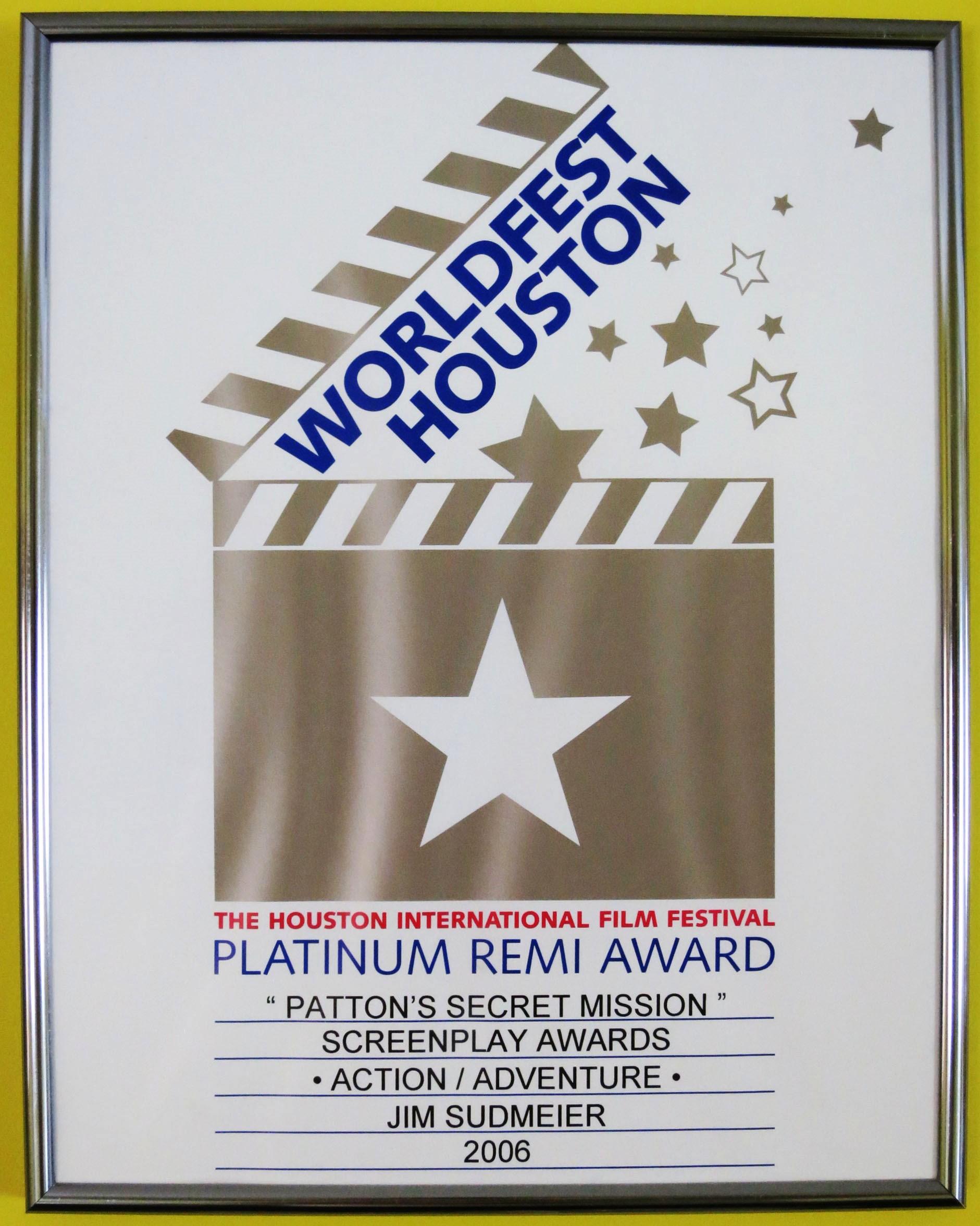 Preferred Screenplays • Jim Sudmeier VM32