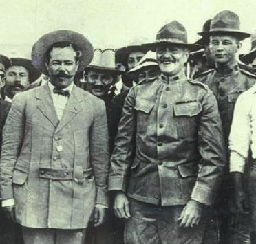 Pancho Villa and Pershing 2 cropped