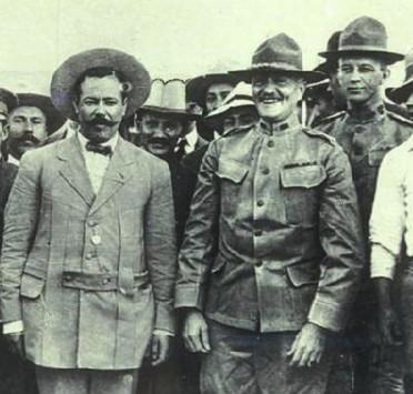 Pancho Villa and Pershing 2 cropped