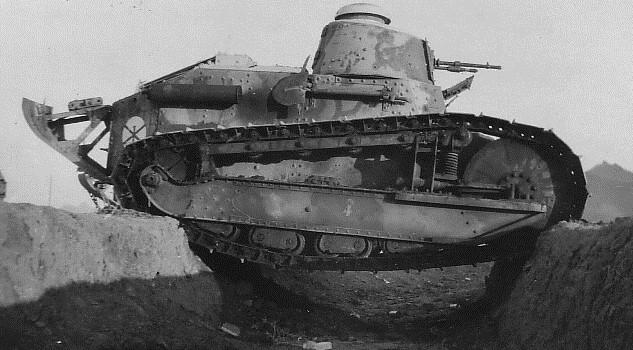 Renault FT tank 2